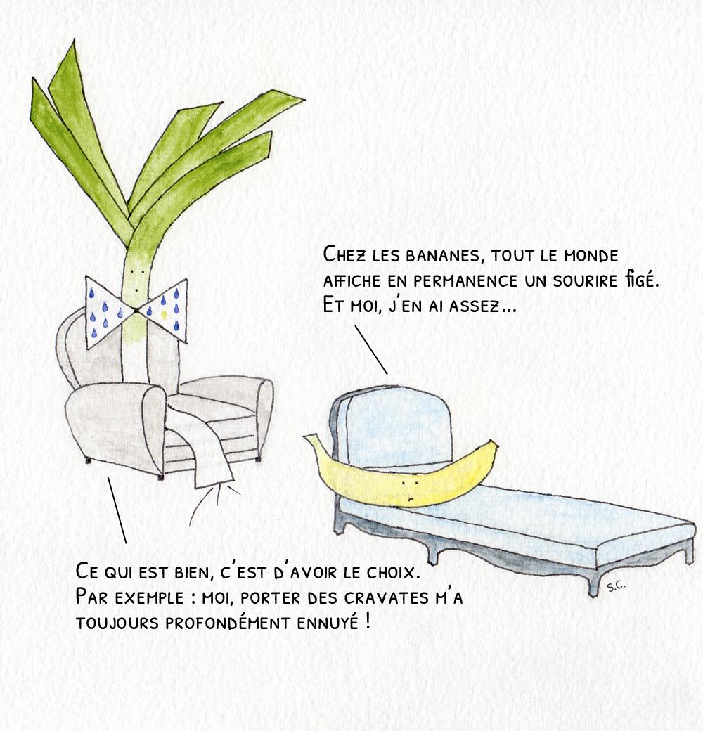 Dossier de la banane